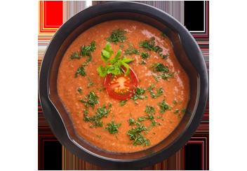 Крем-суп гуляш венгерский