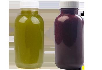 Детокс:Black currant и Apple green