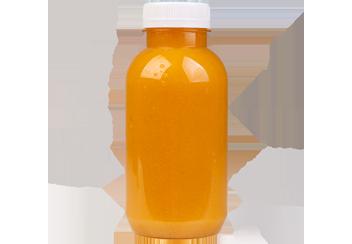 Детокс-сок Тыква-апельсин