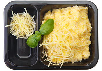 Мамалыга с сыром