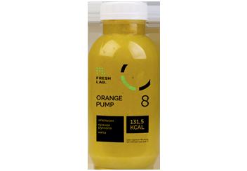 Orange Pump