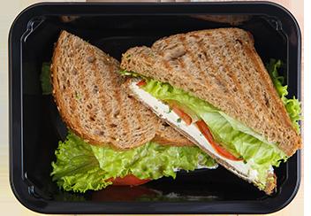 Цельнозерновой сэндвич