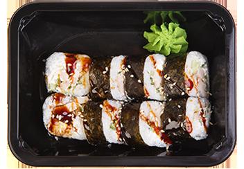 Суши-Ролл с цыпленком